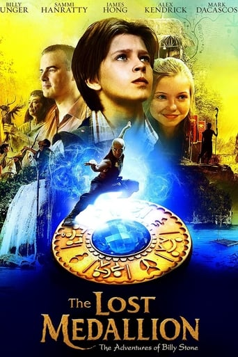 Watch The Lost Medallion: The Adventures of Billy Stone Full Movie Online Putlockers