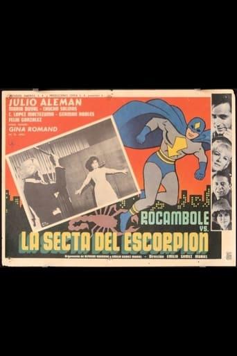 Watch Rocambole contra la secta del escorpión 1967 full online free