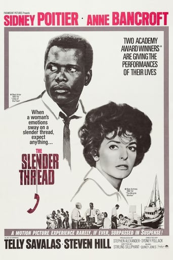 Poster of The Slender Thread
