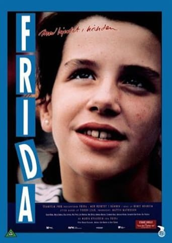 Poster of Frida - Straight from the Heart