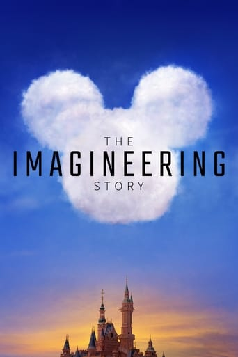 The Imagineering Story image