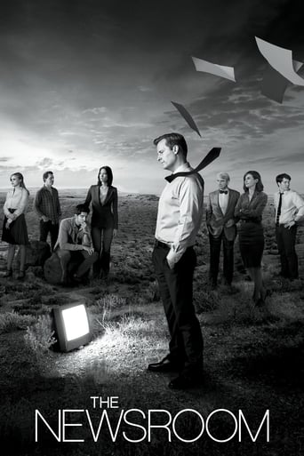 Poster of The Newsroom