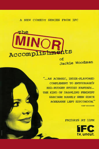 Poster of The Minor Accomplishments of Jackie Woodman