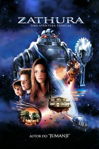 Zathura – Uma Aventura Espacial Torrent (2005) Dual Audio BluRay 720p – Download
