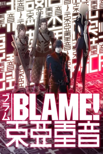 Poster of Blame!