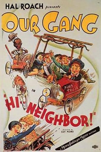 Poster of Hi'–Neighbor!
