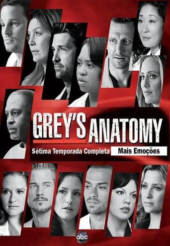 Anatomia de Grey 7ª Temporada - Poster