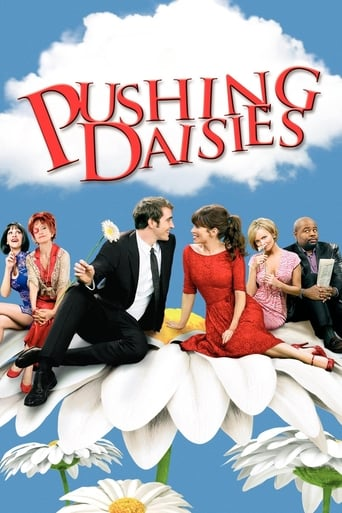 Poster of Pushing Daisies