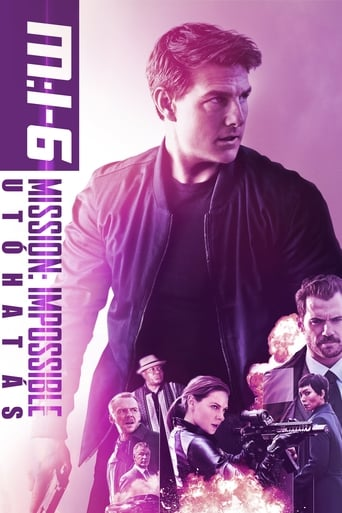 Poster of Mission: Impossible - Utóhatás