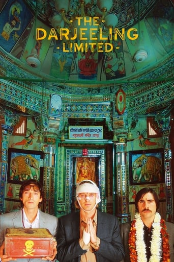 Poster of The Darjeeling Limited