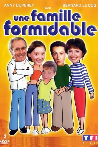 Poster of Une famille formidable