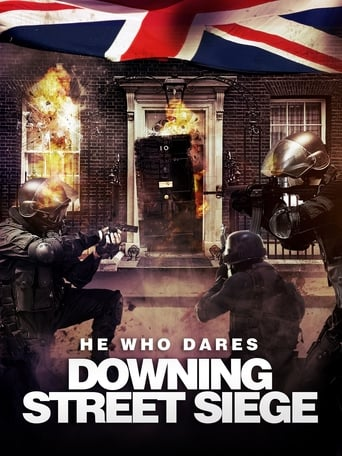 Poster of He Who Dares: Downing Street Siege