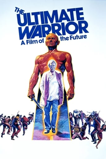 Poster of The Ultimate Warrior