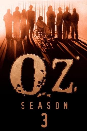Oz 3ª Temporada Torrent (1999) Dublado / Dual Áudio 5.1 DVD-R 720p Download