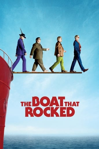 Poster of The Boat That Rocked