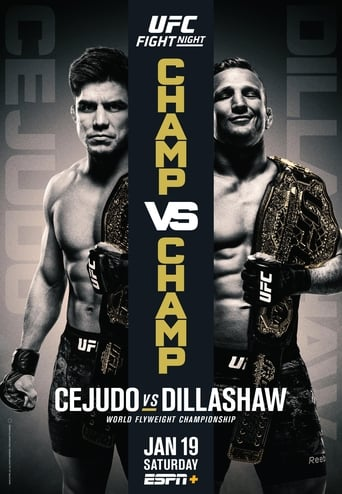 Poster of UFC Fight Night 143: Cejudo vs. Dillashaw