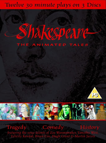 Poster of Shakespeare: The Animated Tales