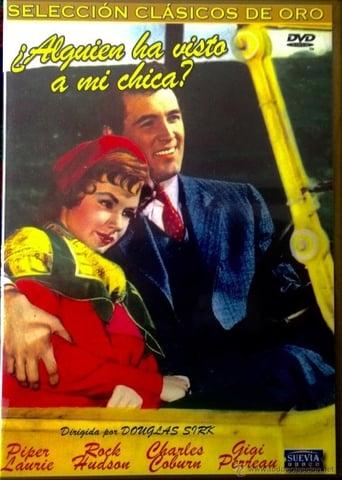 Poster of ¿Alguien ha visto a mi Chica?