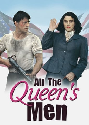 Poster of All The Queen's Men