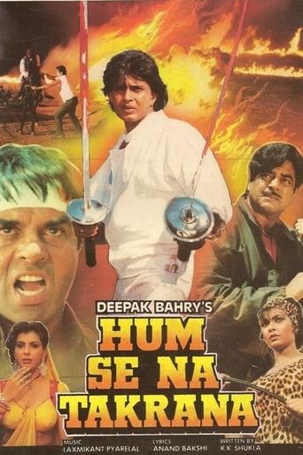 Poster of Hum Se Na Takrana