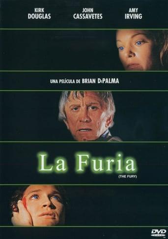 Poster of La furia
