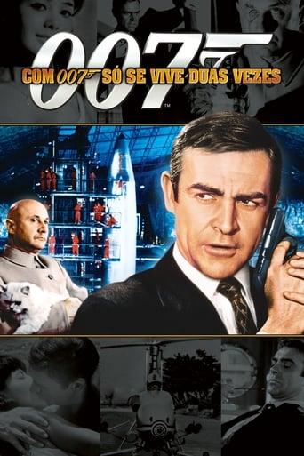 Com 007 Só Se Vive Duas Vezes - Poster