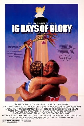 Poster of 16 Days of Glory