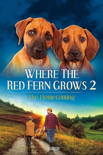 Poster of Where The Red Fern Grows Part 2