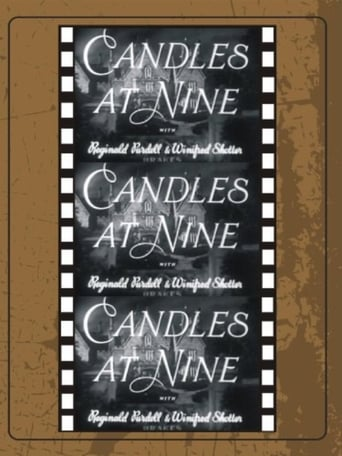 Poster of Candles at Nine