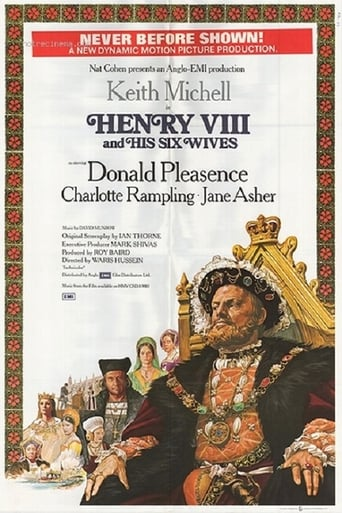 Poster of Henry VIII and His Six Wives