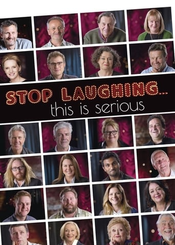 Poster of Stop Laughing... this is serious