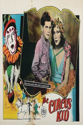 Poster of The Circus Kid