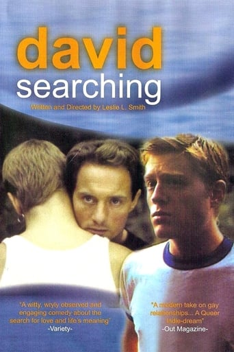 Poster of David Searching