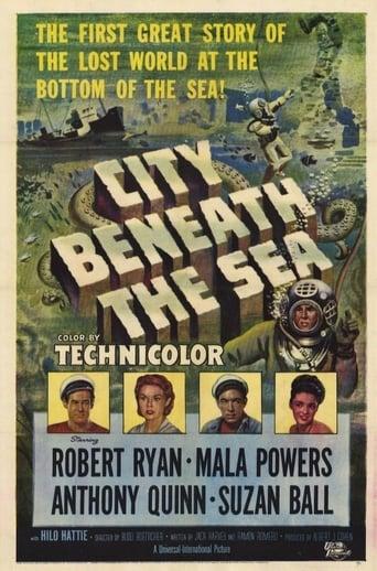 Poster of City Beneath the Sea