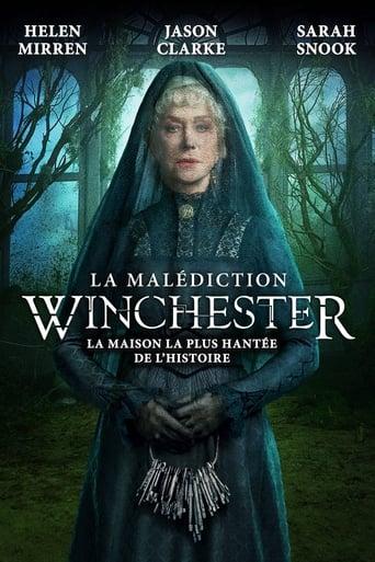 Poster of La Malédiction Winchester