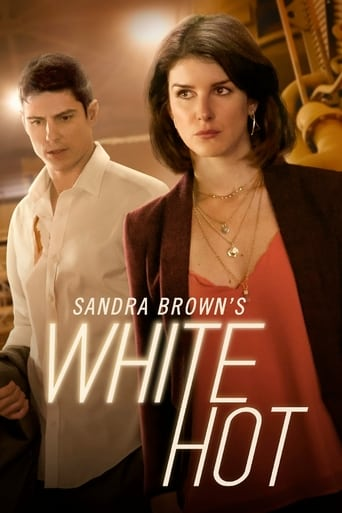 Poster of Sandra Brown's White Hot