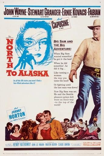 Poster of North to Alaska