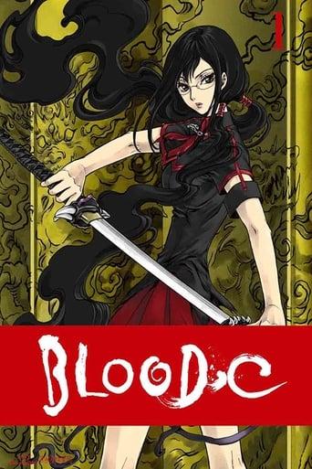Blood-C 1ª Temporada - Poster