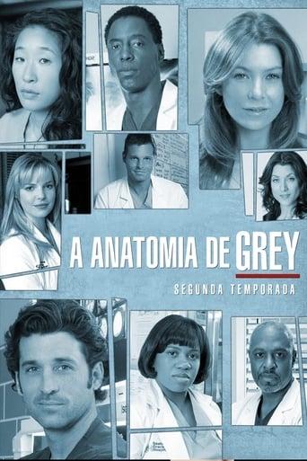 Anatomia de Grey 2ª Temporada - Poster