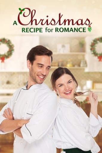Poster of A Christmas Recipe for Romance