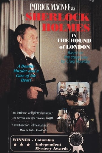 Poster of The Hound of London