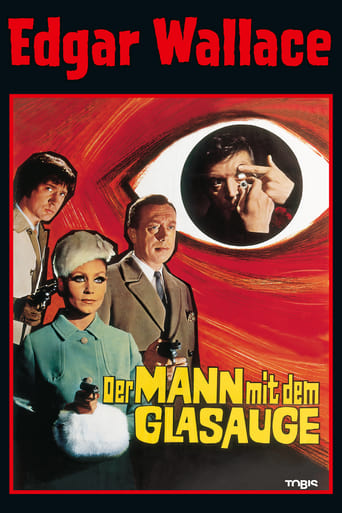 Poster of The Man with the Glass Eye