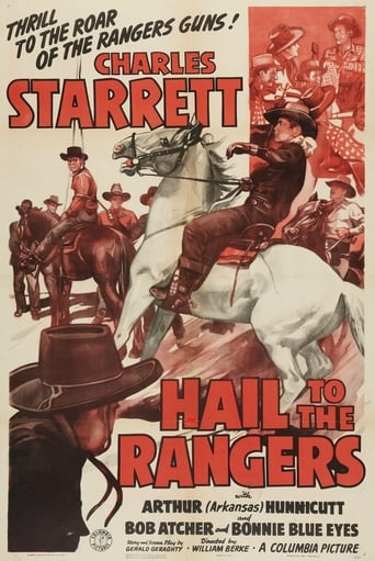 Poster of Hail to the Rangers