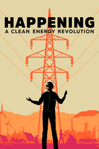 Poster of Happening: A Clean Energy Revolution