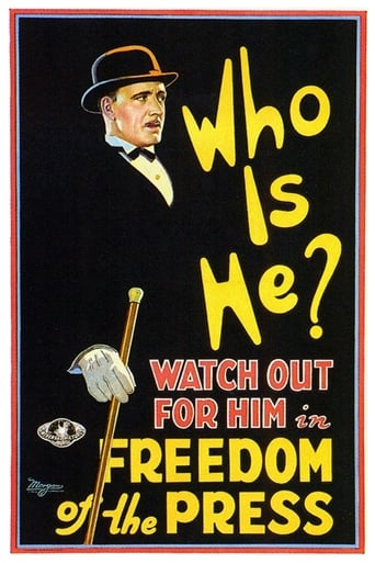 Poster of Freedom of the Press