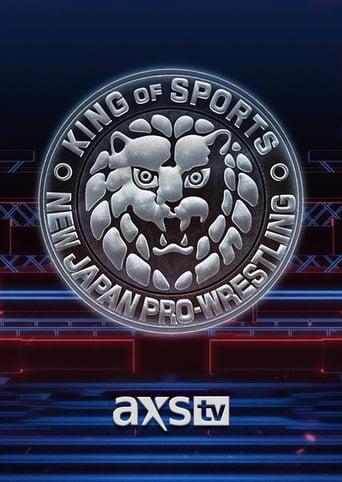 Poster of New Japan Pro Wrestling