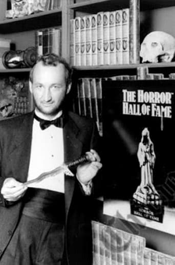Poster of The Horror Hall of Fame