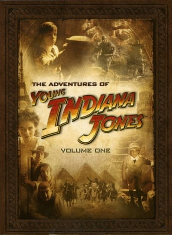 Poster of The Adventures of Young Indiana Jones: My First Adventure