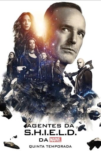 Agentes da S.H.I.E.L.D. da Marvel 5ª Temporada - Poster