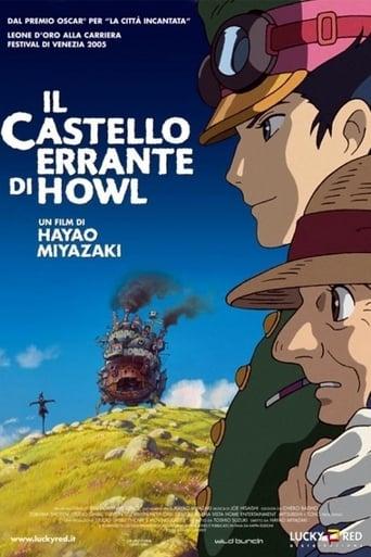 Cartoni animati Il castello errante di Howl -   daea20b6b117